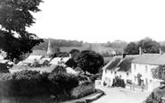 Bishops Tawton, The Village 1890