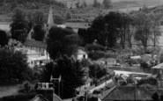 Bishops Tawton, The Village c.1960