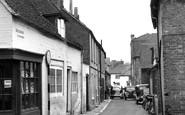 Bishops Waltham, Houchin Street c.1955