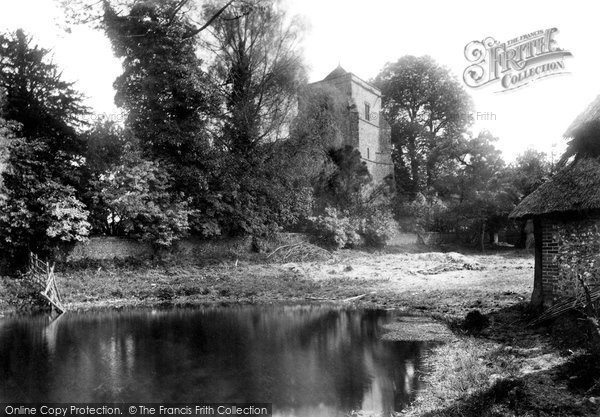 Bishopsbourne, St Mary's Church 1903