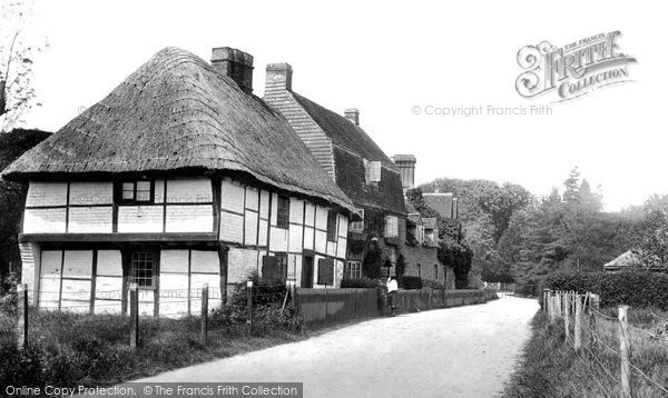 Bishopsbourne, Village 1903