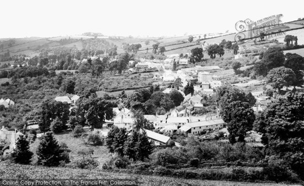 Photo of Bishopsteignton, 1890