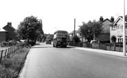 Bishopstoke, Fair Oak Road c.1960
