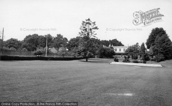 Bishopstoke, Recreation Ground c.1965
