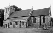 Bishopstoke, St Mary's Church c.1965
