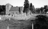 Bishopstoke, The Church c.1960