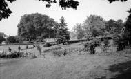 Bishopstoke, The Park c.1960