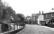 Bishopstoke, The Village c.1960