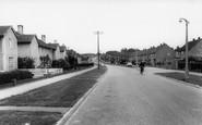 Bishopstoke, Underwood Road c.1965