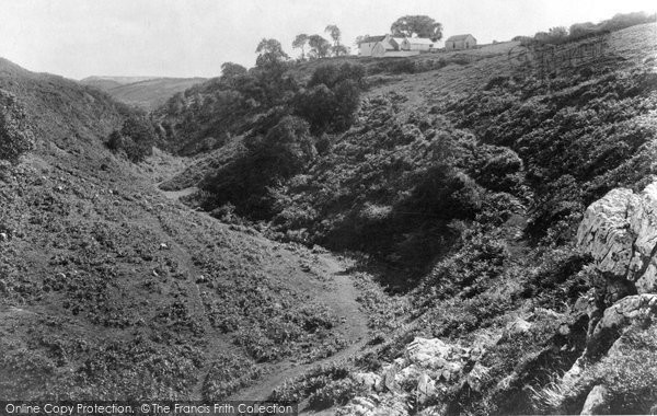 Bishopston, Valley 1910
