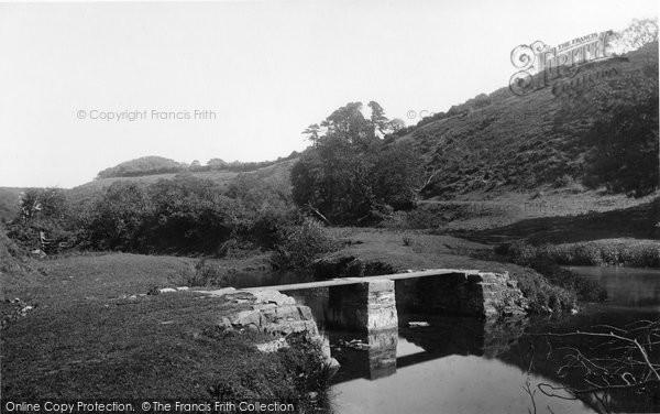 Bishopston, Valley Bridge 1893