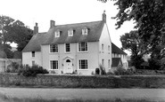 Bishopstone, Bishopstone Manor North c.1955