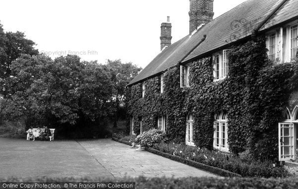 Bishopstone, Little Halland c.1955