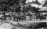 Bishopstone, School Trip 1906