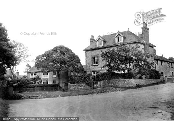 Bishopstone, The Village c.1950