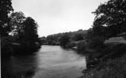 Bishopswood, River Wye c.1950