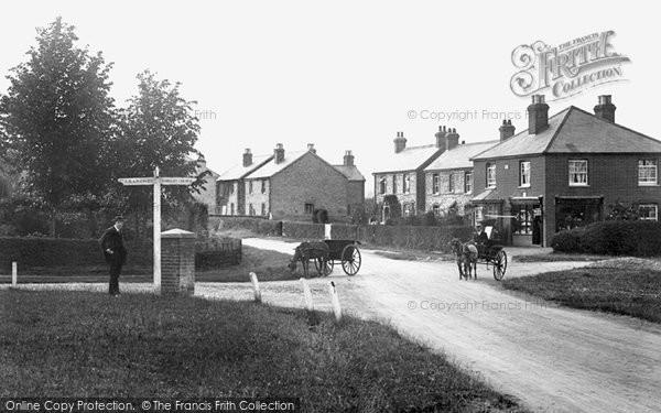 Bisley, Port Lane 1914