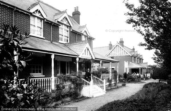 Photo of Bisley, Princess Christian Homes 1911