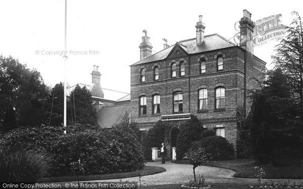 Bisley, Shaftesbury School 1914