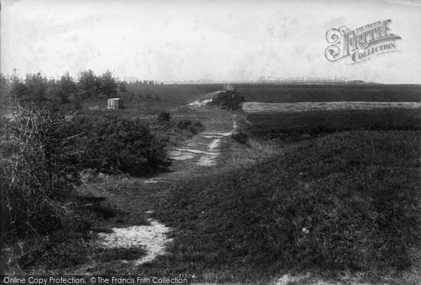 Bisley, Stickledown Range, From 100 Yards 1909