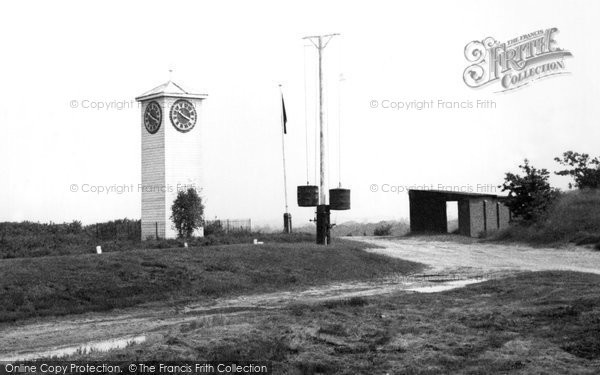 Bisley, The Clock Tower c.1955