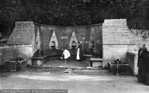 Bisley, The Seven Springs 1910