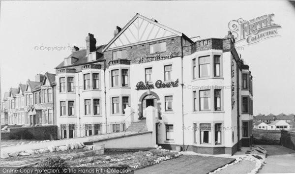 Bispham, Palm Court Methodist Holiday Home c.1955