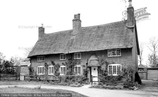 Bitteswell, Russett Cottage c.1965