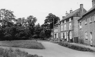 Bitteswell, View Through The Church Lychgate c.1960