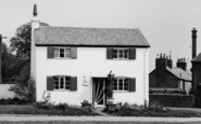 Bitteswell, White Cottage c.1960
