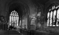 Bitton, St Mary's Church Interior c.1955
