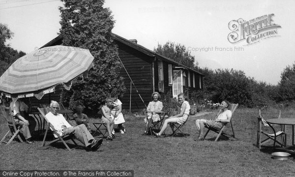 Blackboys, Royhill Holiday Centre c.1955