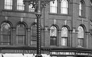 Blackburn, A Street Lamp 1895