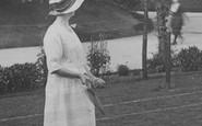 Blackburn, A Tennis Player 1923