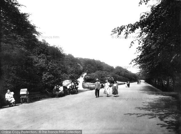 Blackburn, Broad Walk 1923