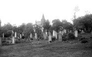 Blackburn, Cemetery 1894
