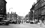 Blackburn, Church Street 1956