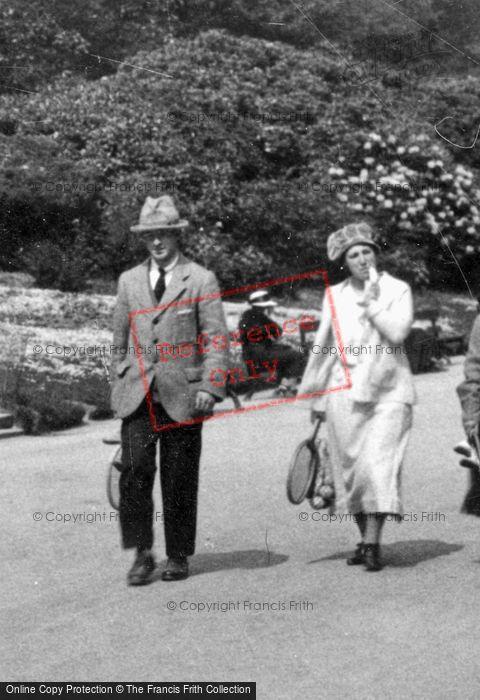 Blackburn, Couple 1923