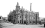 Blackburn, Darwen Technical School 1895