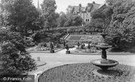 Blackburn, Garden Of Remembrance c.1955