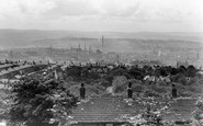 Blackburn, Industrial Area c.1955