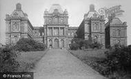 Blackburn, Infirmary 1894