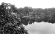 Blackburn, Lake 1923