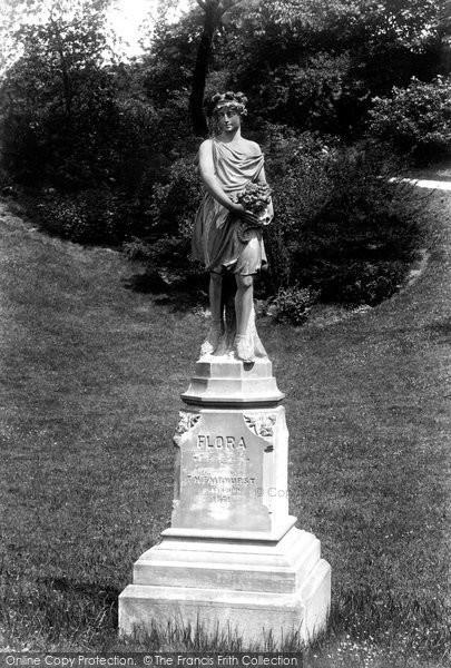 "Blackburn, Park, ""Flora"" 1895"