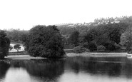 Blackburn, Park Lake 1895