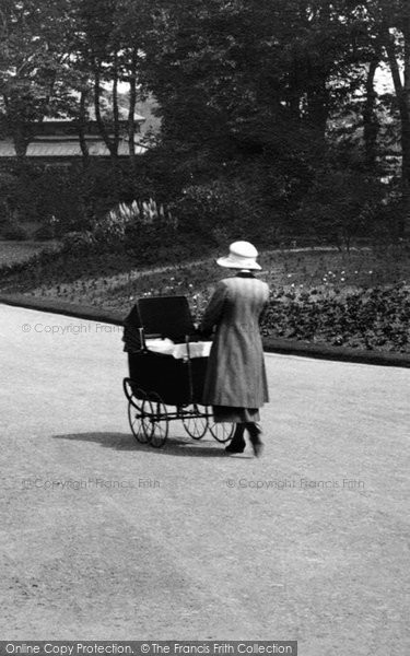 Blackburn, Pram 1923