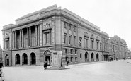 Blackburn, Public Hall & Sessions House 1923