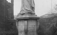 Blackburn, Queen Victoria's Statue 1923