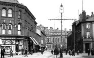 Blackburn, Sudell Cross c.1901
