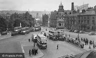 Blackburn, The Boulevard c.1950